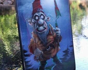 Zombie Gnome Samsung Galaxy S6 TPU Case/Cover