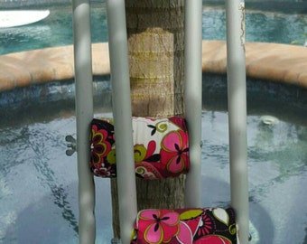 Rosey Posey Crutch Covers
