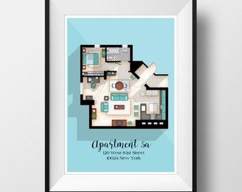 gossip girl apartment floor plan tv show floor plan blair tv show apartment floor plans tv floor plan friv 5 games