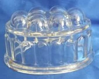 Glass Jelly Mold