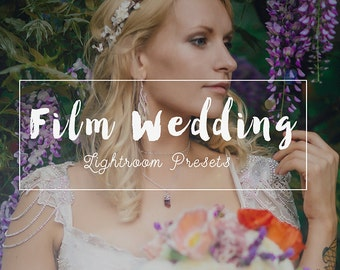 52 Wedding Film Lightroom Presets