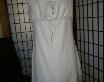 Women's Short Dress Bamboo Designs