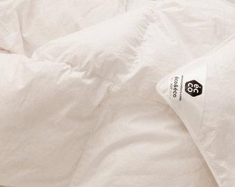 Milkweed Comforter
