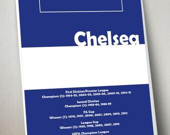 Chelsea Art Modern Digital A3 Print