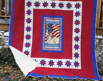King size AMERICAN QUILT