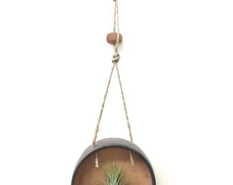 Round shape Hanging Planter
