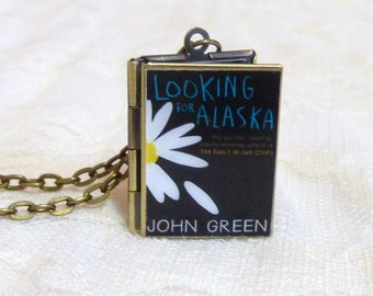 Looking For Alaska Story Locket