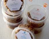Granola sweet and savoury - Pack discovery - 6 recipes X 30 g