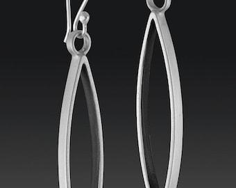 Satinata Marquis Earrings