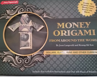 Money Origami Kit