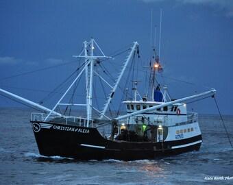 Fishing Boats, Fishing, Jersey Shore, New Jersey Shore, Boats