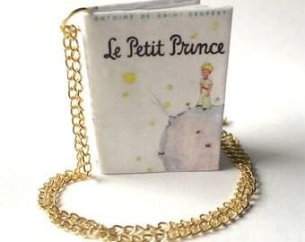 Miniature Le Petit Prince Necklace/Keychain