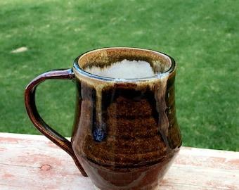 Wheel Thrown Ceramic Mugs