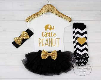 Take Home Outfit, Baby Girl Coming home outfit, baby girl bodysuit, baby shower gift, going home outfit, tutu bloomer bow headband P14