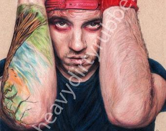 Josh Dun Portrait