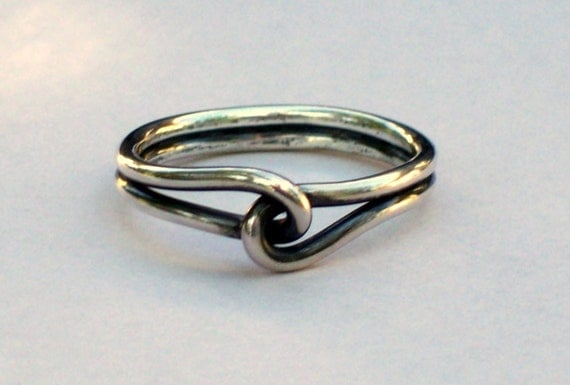 silver promise rings oxidized silver ring sterling silver