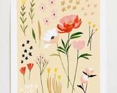 Willamette Valley Art Print - 12x16