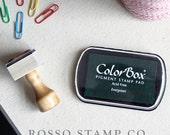 Evergreen Pigment Ink Pad - ColorBox Pigment Ink Pad - Dark Green Ink Pad