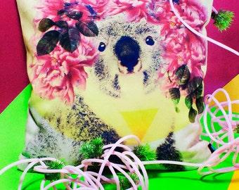 Cushion Cover - The Koala