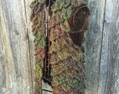 Leafy Vest - Enchanted Garden - elf • fairy • fantasy • ren faire • larp • costume