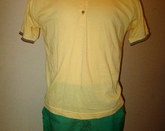 Mens Tail Tennis Shirt Great Condition Medium 1980s