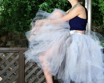adult tutu skirt adult tutu tea length tutu sewn tutu engagement photos senior portraits wedding bridal tutu photo prop wedding tutu