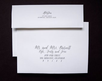 Printable Guest Addressing