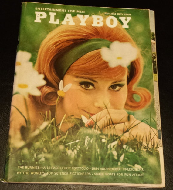 Playboy - July, 1963 Back Issue