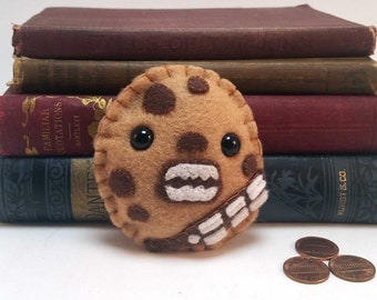 "Adorable ""Chewy"" cookie plushie"