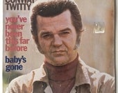 Conway Twitty - You've Never Been This Far Before / Baby's Gone LP Vinyl Record Album, MCA Records-MCA 359, Country, 1973, Original Pressing