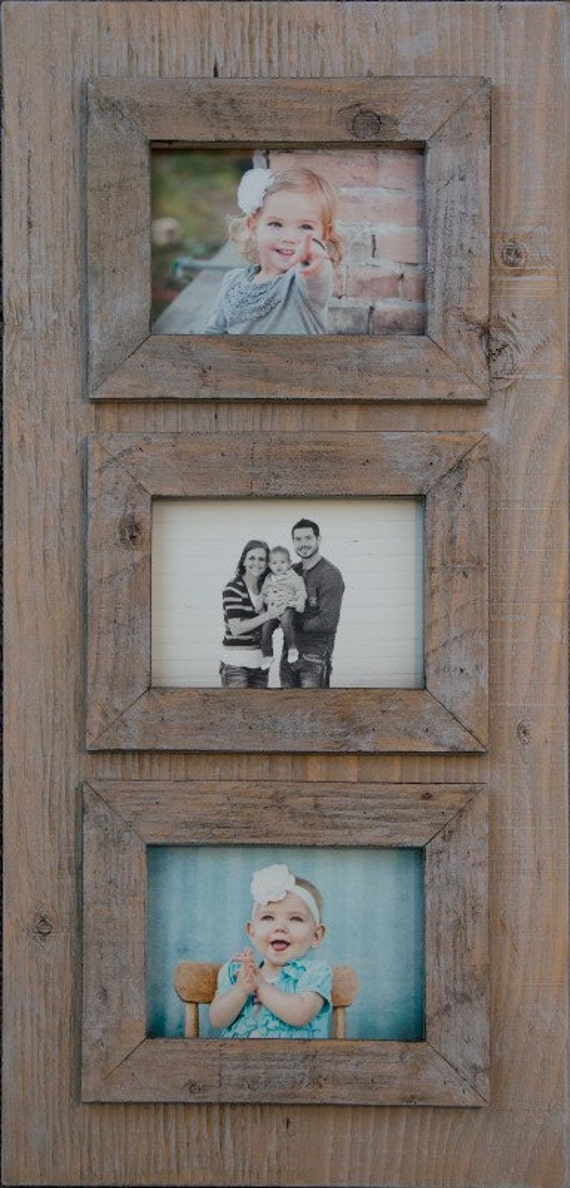 Rustic Collage Frame