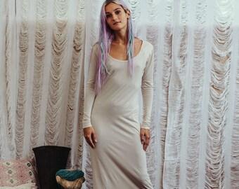 White boho dress   Etsy