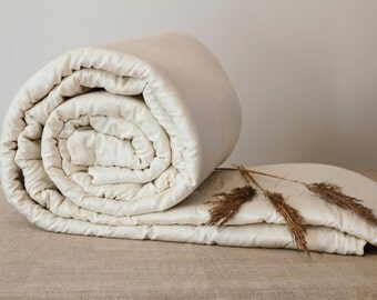 Handmade All Natural Linen Covers Amp Wool Filled By