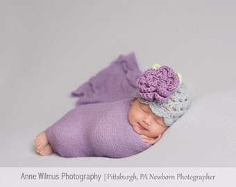 Baby Girl Hats, Coming Home Outfit, Baby Beanie, Crochet Hat, Newborn Hat