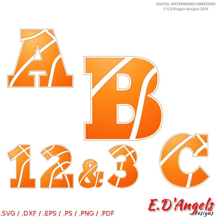 Font svg SVG fonts Basketball font Monogram font Fonts