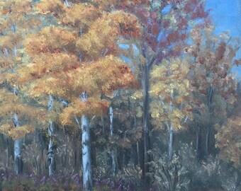 Autumn Woods 3