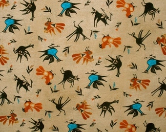 Southwest Print Quilting Fabric