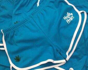 420 Running Shorts