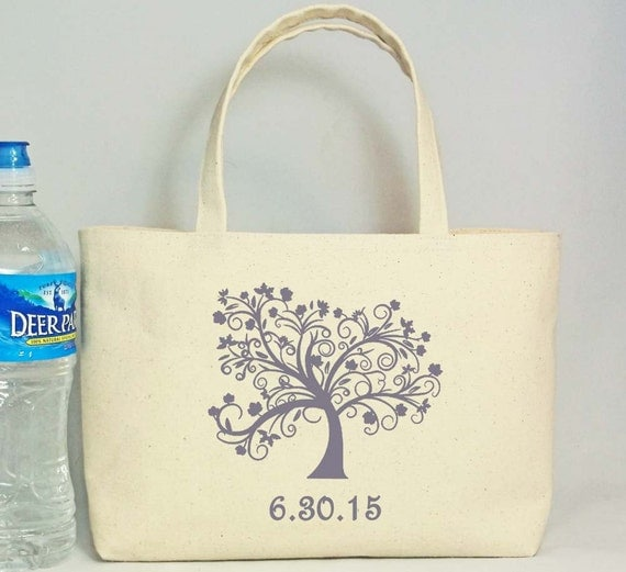 Wedding Favor Bags For Hotel Guests : Tote, Wedding Favor Bag, Hotel Guest Welcome Bag, Wedding Party Favor ...