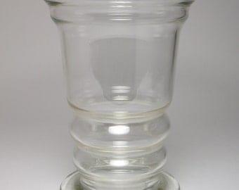 Leerdam glass vase designed by K.P.C. de Bazel c. 1917
