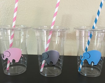 Elephant party cups