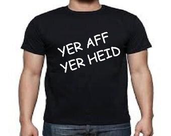 Scottish Funny T shirt