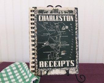 Charleston Receipts, Vintage Cookbook, 1950