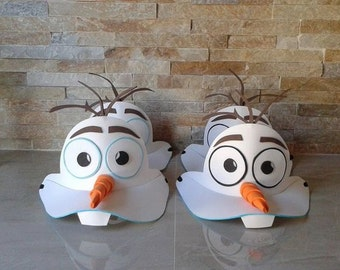 Olaf Frozen Party Hats