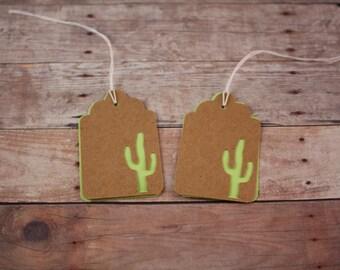 Saguaro Cactus Tag