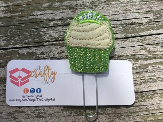 Princess Cupcake Inspired Clip/Planner Clip/Bookmark.