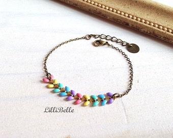 Bracelet Ayanna - Pastels