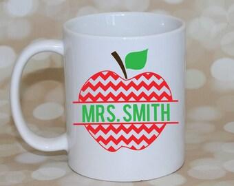 Teacher Gifts, Teacher Appreciation Gift, Personalized Teacher Gift, Teacher, Teacher Retirement Gift, Gifts for Teachers, Personalized Mug