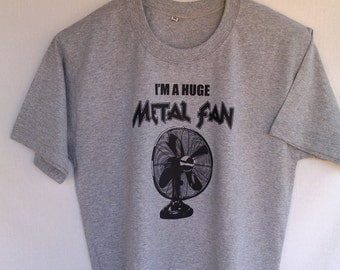 Huge Metal Fun T-shirt