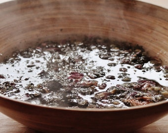 Herbal Facial Steam for Oily skin,